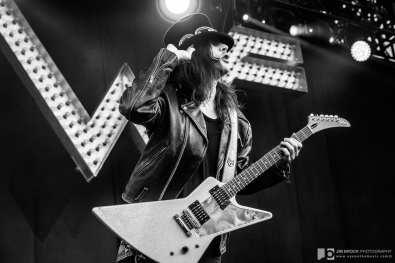 Weezer @ Arroyo Seco Weekend 6.25.17 © Jim Brock/LIVE music blog