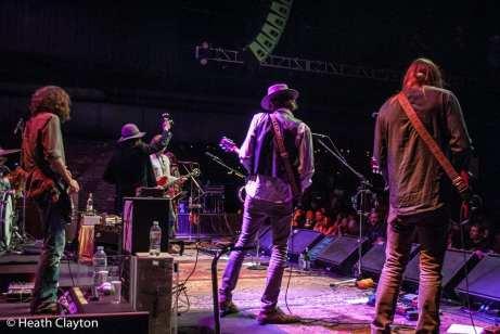 The Magpie Salute @ Brooklyn Bowl Las Vegas 9.20.17 © Heath Clayton