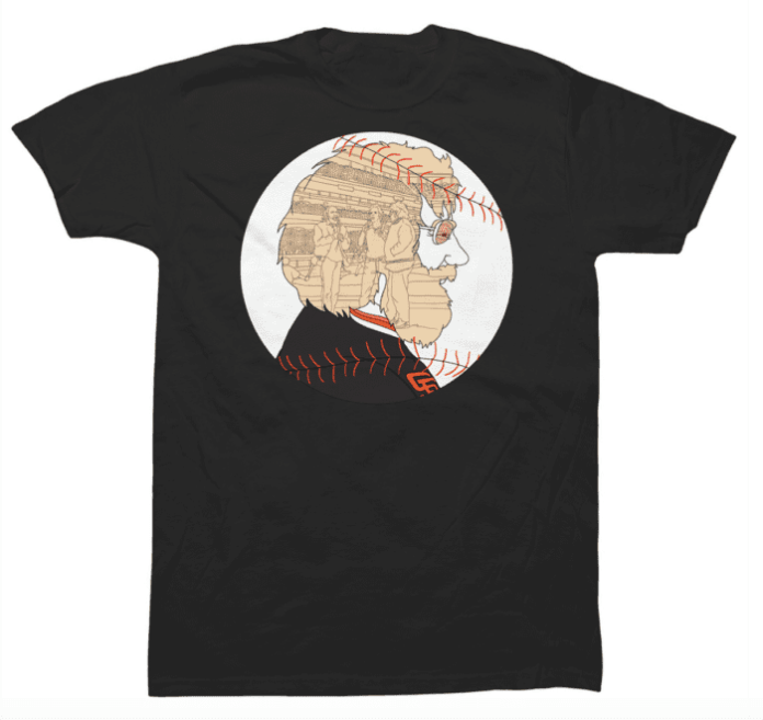 cc2d2e4bd1e This was posted on the Jerry Garcia Facebook page by Jess Rotter… BEYOND  excited to share this tee shirt illustration done for the San Francisco  Giants ...
