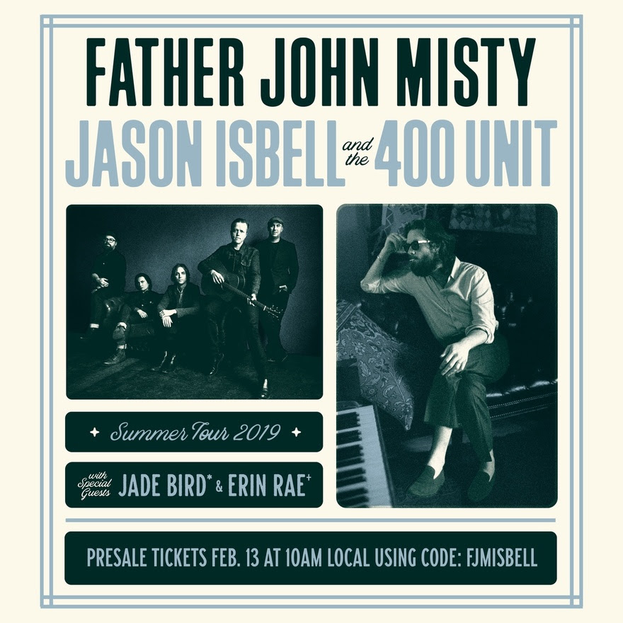 Father John Misty and Jason Isbell and the 400 Unit Kick ...