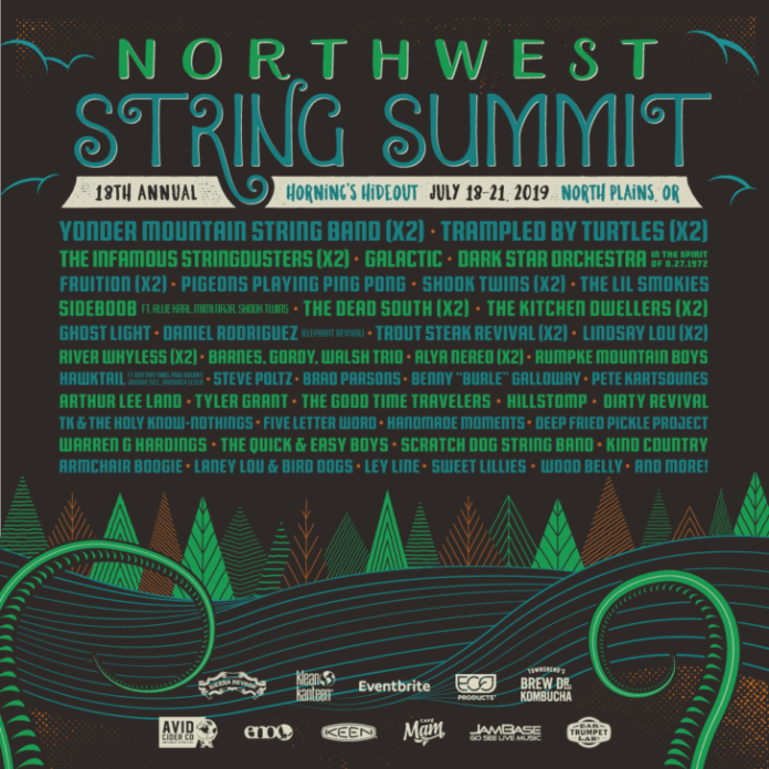 northwest string summier 2019 lineup announced hornings hideout live music blog
