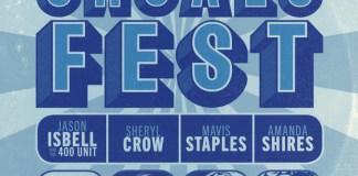 shoalsfest 2019 lineup jason isbell sheryl crow mavis staples amanda shires