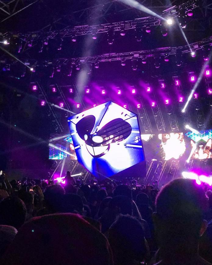 deadmau5 unveils cubev3 at ultra music festival 2019