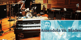 amendola vs blades recorded a new album with skerik and jeff parker