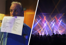 bill murray shows up at infamous stringdusters