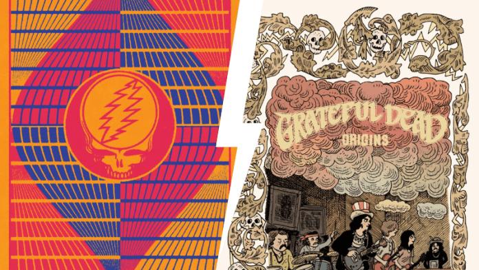 grateful dead origins graphic novel