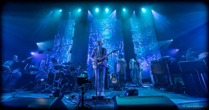 Ghosts of the Forest debut @ State Theatre Portland, ME © Jake Wisdom/LIVE music blog