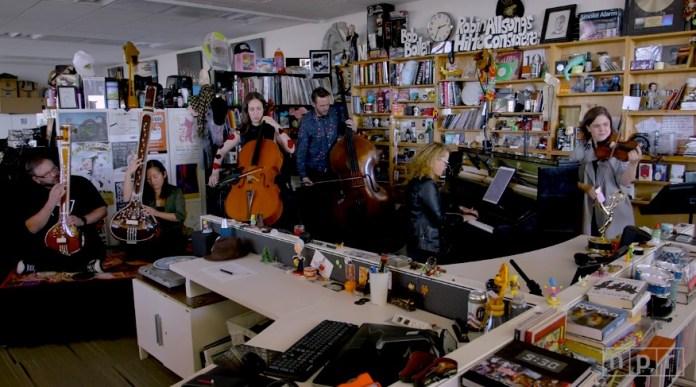 Ensemble Signal plays the music of Radiohead Jonny Greenwood on NPR