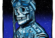 foo fighters may 16 2019 fillmore new orleans poster zoltron