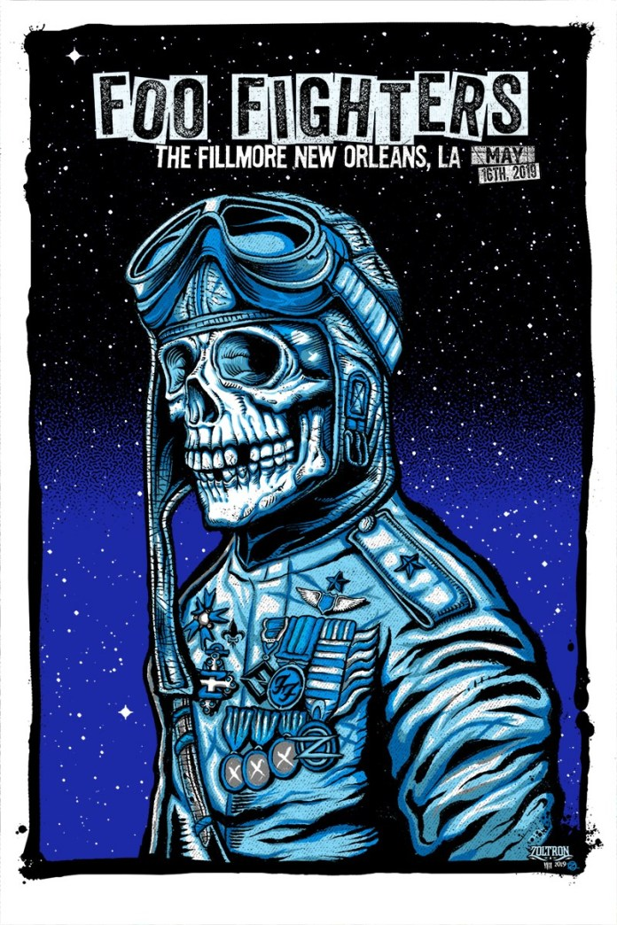 SETLIST: Foo Fighters @ The Fillmore New Orleans Night Two ...