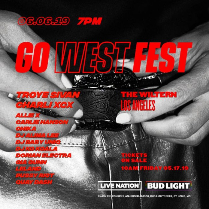 go west fest 2019 pride lgbt wiltern