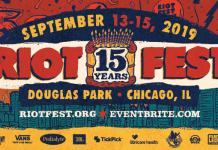 riot fest 2019 header live music blog