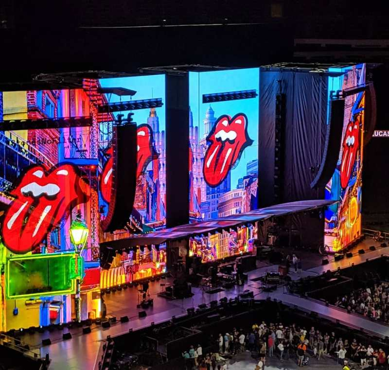 The Rolling Stones *Finally* Play New Orleans Tonight @ Mercedes