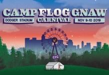 camp flog gnaw carnival dodger stadium nov 9-10 2019 live music blog header