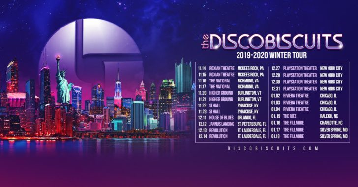 disco biscuits announce new tour dates