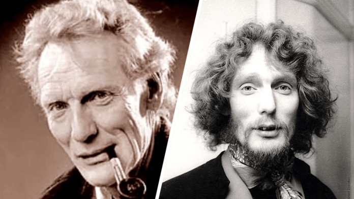 ginger baker old and young