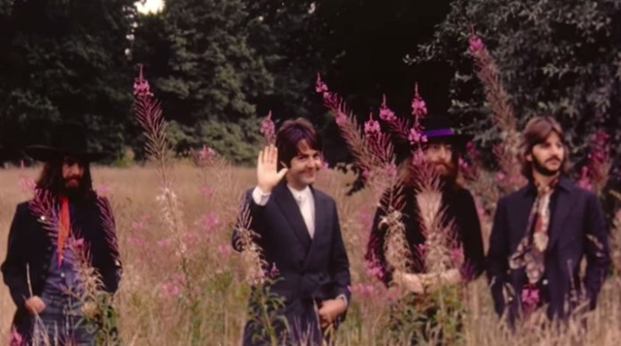 the beatles here comes the sun 2019 video