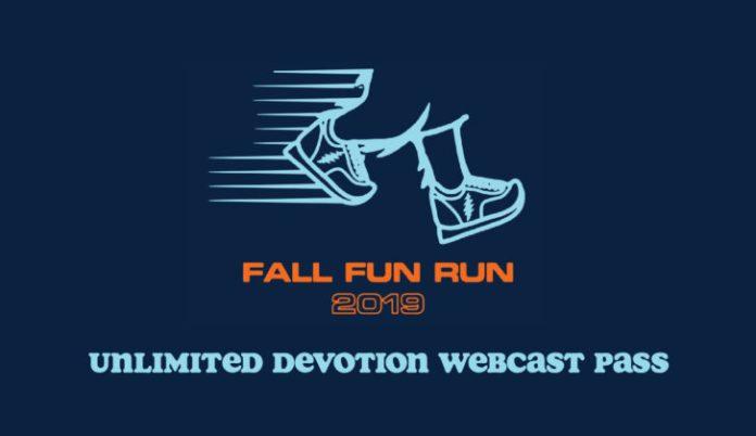 dead and company announes fall fun run 2019 webcast pass livestream