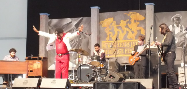 Charles Bradley' and the Extraordinaires