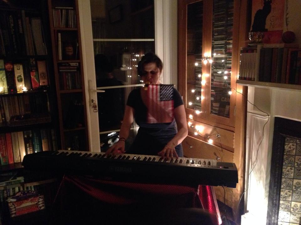 Sabrina Chap, Oxford, November 2013