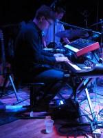Kevin Garrett at Zanzabar