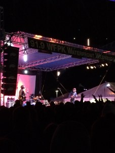 Shakey Graves at WFPK's April 15 Waterfront Wednesday