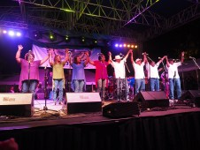 The McCrary Sisters and The Fairfield Four at ROMP 2015