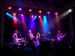 Calexico at Headliners