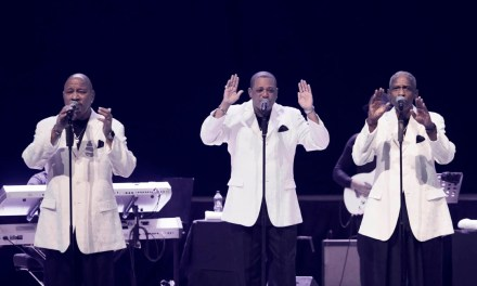 The Stylistics @ Liverpool Philharmonic Hall