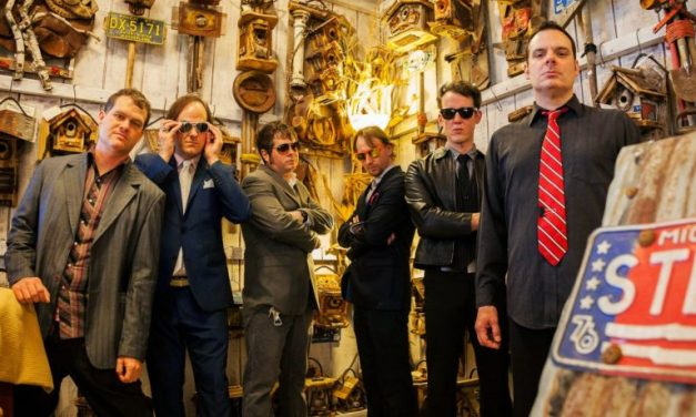 Electric Six – Coming to Liverpool O2 Academy