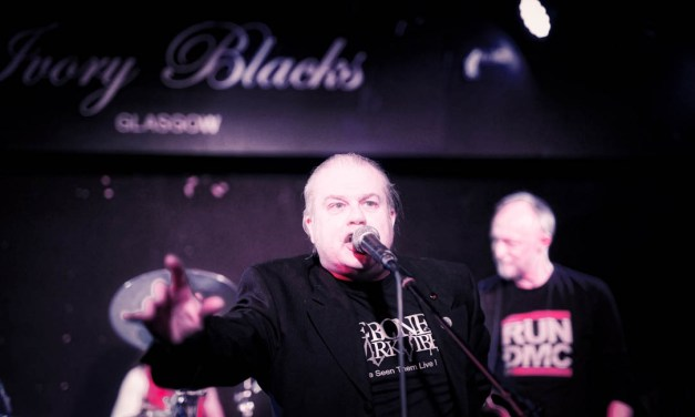 The Godfathers + Joe Bone & The Dark Vibes + Media Whores @ Ivory Blacks