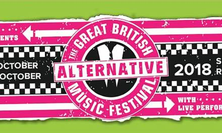 The Great British Alternative Music Festival