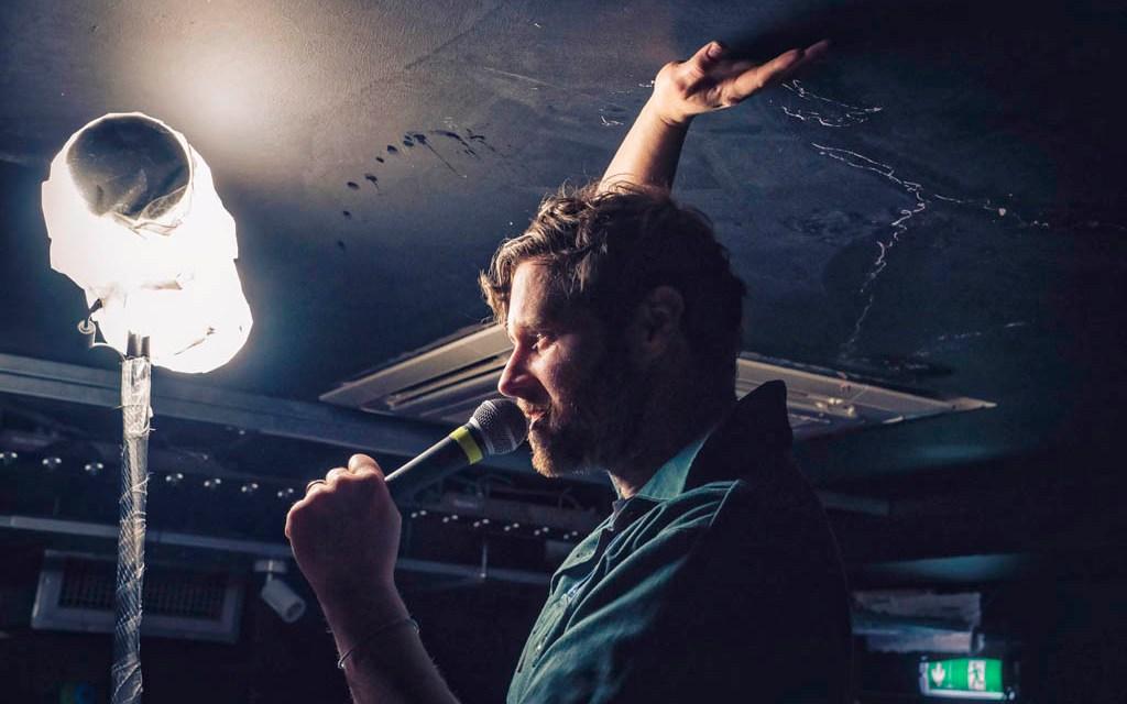 Dan Mangan + Steven Adams @ Yes Basement, Manchester – Photo Review