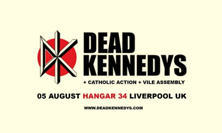 Dead Kennedys + Catholic Action + Vile Assembly – next month @ Hangar34