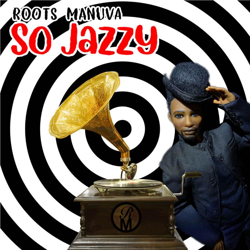 Roots Manuva - So Jazzy