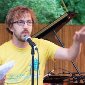 Adam Jaschek Whitaker Music Festival Missouri Botanical Garden image