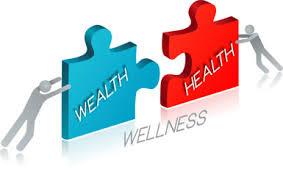 Wealth, Health = Wellness