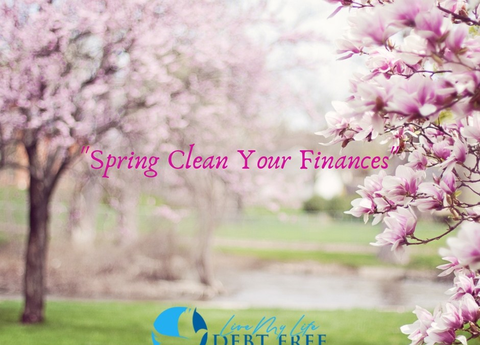 """Financial Spring Cleaning"""