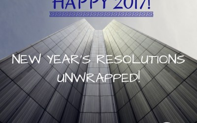 """New Year's Resolutions Unwrapped""!"