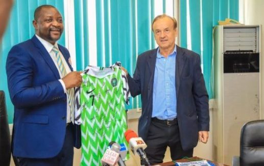 I Have The Power To Fire Super Eagles Coach' - Minister - Livenews.ng