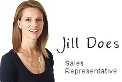 Jill Does Realtor Royal LePage Trinity Realty