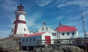 Head Harbor Lighthouse