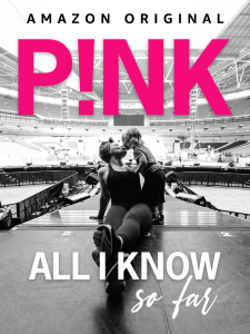 All I know so far. How P!nk remains a power house after 22 years, while embracing all the misfits.