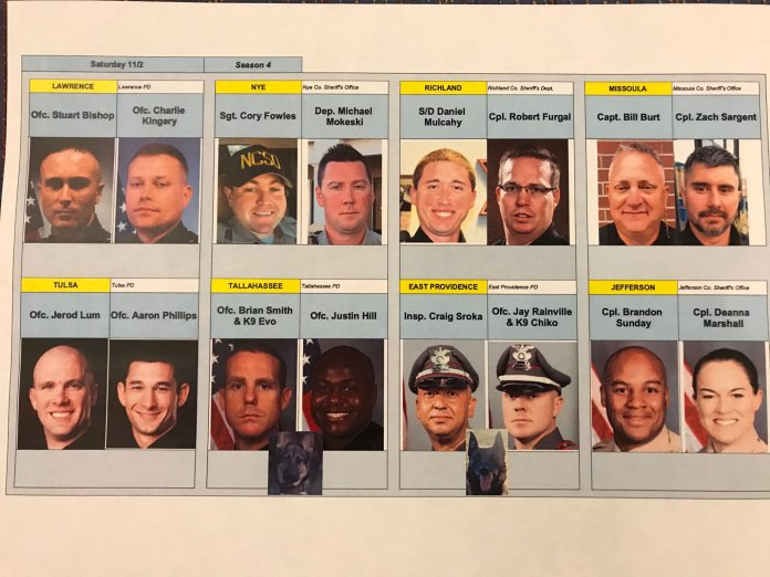 Live PD - 11.02.19 Officers