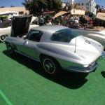 Corvette at Pismo Beach Car Show
