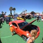 2013 Camaro at Pismo Beach Car Show