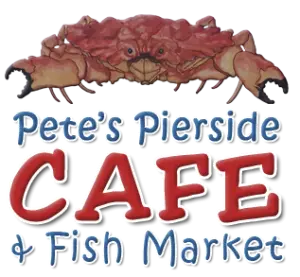 Pete's Pierside Cafe and Fish Market near Pismo Beach, CA
