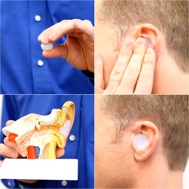 mack s pillow soft silicone putty earplugs 1 pair