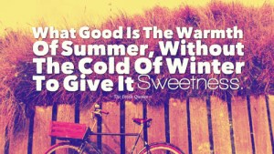 What-Good-Is-The-Warmth-Of-Summer-Without-The-Cold-Of-Winter-To-Give-It-Sweetness.-John-Steinbeck