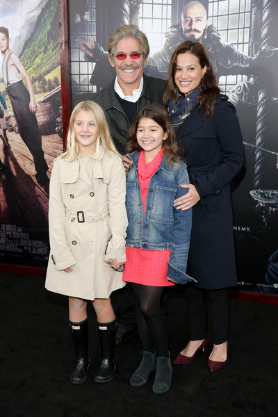 Geraldo Rivera Steady With His Fifth Married Life With Wife A Family That Is Perfect Now